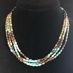 JAY KING Turquoise 4-Strand Necklace